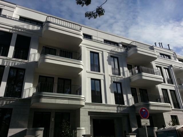 Mehrfamilienhaus Oberkassel